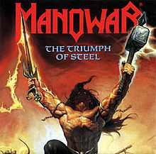 Albums: Manowar – The Triumph of Steel
